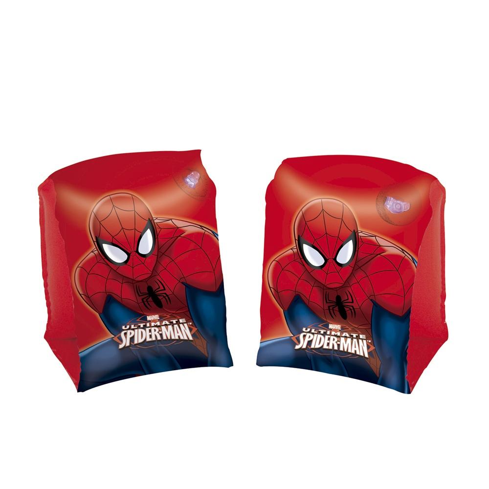 spiderman schwimmfl gel schwimmhilfe f r kinder 3 bis 6. Black Bedroom Furniture Sets. Home Design Ideas