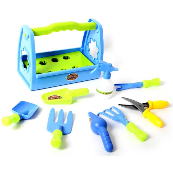 Set de jardinage jouet pour enfants 8 outils de jardin et for Set jardinage enfant